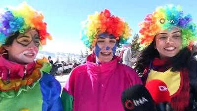 yayla turizmi -  Torosların zirvesinde Kar Festivali