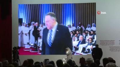 - Çavuşoğlu, ABD-Taliban arasındaki tarihi anlaşmanın imza törenine katıldı