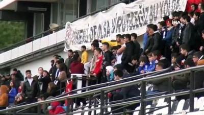 amator lig - Manisaspor amatör lige düştü, futbolcular yıkıldı