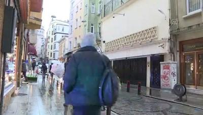 Sinagoglarda İdlib şehitleri için dua edildi - İSTANBUL