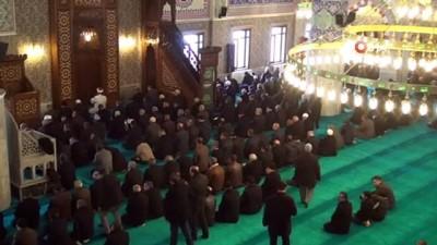sinir guvenligi -  Van'da İdlib şehitleri için gıyabi cenaze namazı kılındı
