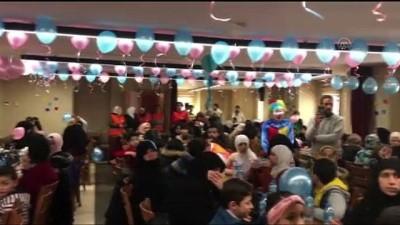 Savaş mağduru çocuklar bir araya geldi - İSTANBUL