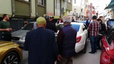 park kavgasi -  Adana'da silahlı park kavgası: 3 yaralı