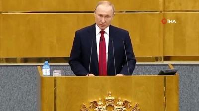 - Putin: 'Rusya'nın geleceği için referanduma ihtiyaç var'