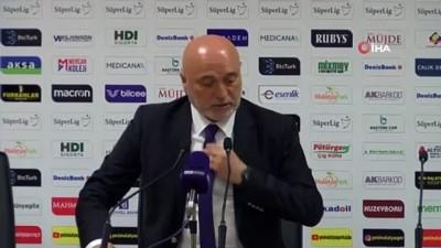 Hikmet Karaman: 'Artık hafta sonu oynayacağımız maça odaklanıyoruz'