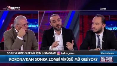 Selman Demirbağ uyardı: 'Zombi virüsü geliyor!'