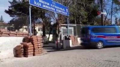 arac plakasi -  Botaş boru hattından hırsızlığa 6 tutuklama