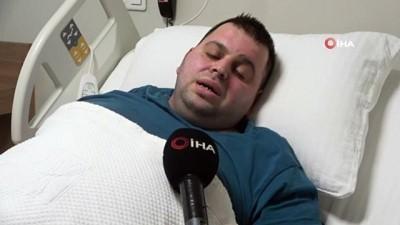 asiri kilolar -  Fenomen tostçu mide küçültme ameliyatı oldu