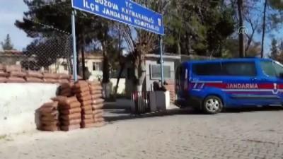 arac plakasi - Petrol boru hattından hırsızlık yaptıkları iddiasıyla 6 şüpheli tutuklandı - ŞANLIURFA