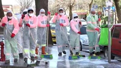 muhtarliklar -  Çankaya'dan korona virüse karşı mücadeleye destek