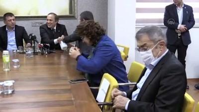 Ceyhan Belediye Başkanı Kadir Aydar'ın görevden uzaklaştırılacağı iddiası - ADANA