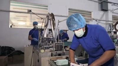 İhracatı durduran maske üreticileri iç talebe yetişmeye çalışıyor - ADANA