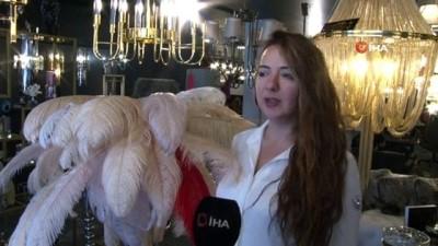 palmiye agaci -  Türkiye'nin ilk kadın aydınlatma tasarımcısından korona virüse inat indirim