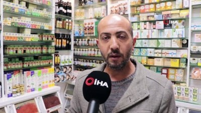 sifali bitkiler -  Karaman'da korona virüse karşı aktarlara olan talep arttı