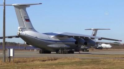 Rusya, Kovid-19 salgınıyla mücadele eden İtalya'ya uzman ekip gönderdi - MOSKOVA