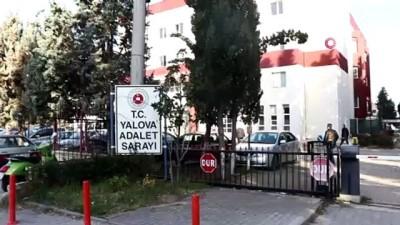 Yalova Belediyesi'ndeki yolsuzluk soruşturması kapsamında adliyeye sevk edilen 5 kişi tutuklandı