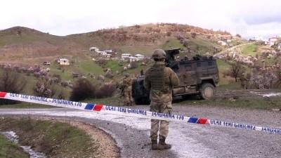 icisleri bakanligi - Tunceli'de bir köy Kovid-19 nedeniyle karantina altına alındı