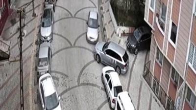 arac plakasi - 'Araçtan hırsızlık' şüphelileri tutuklandı - İSTANBUL