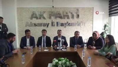 """grup baskanvekili -  AK Parti Aksaray İl Başkanı Altınsoy: """"Bu apaçık bir edepsizliktir"""""""