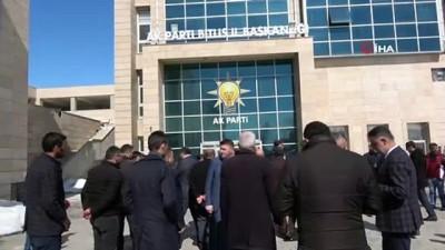 AK Parti Bitlis İl Başkanlığından CHP Gurup Başvekiline kınama