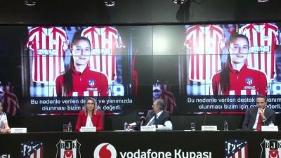 olimpiyat oyunlari - Beşiktaş Kadın Futbol Takımı, Vodafone Kupası'nda