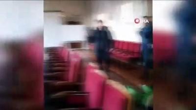 - Bulgaristan'da hemşirelerden maaş eylemi