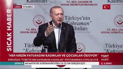 Erdoğan Yunanistan'a seslendi: Sen de kapıları aç