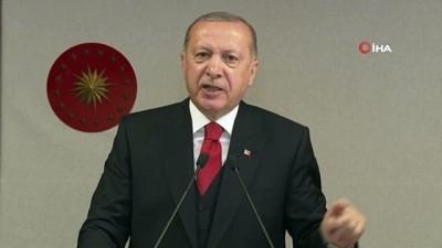 Cumhurbaşkanı Erdoğan: 'Türkiye sağlık hizmetlerinde bir destan yazmıştır'