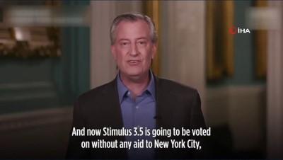 - New York'tan korona ile mücadeleye 3,5 milyar dolar
