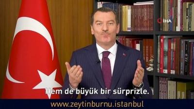 Zeytinburnu Belediyesi 23 Nisan'ın 100'üncü yılını 23 bin kitapla kutluyor