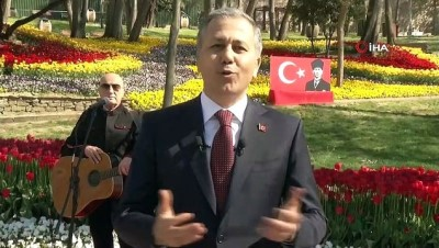 İstanbul Valiliği'nden Gülhane Parkında Mazhar, Fuat konseri