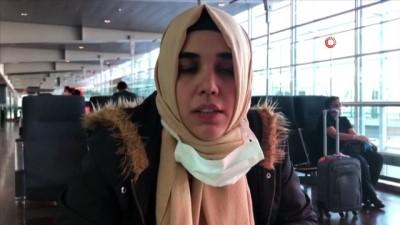 - İsveç'te bulunan Türk vatandaşları Türkiye'ye tahliye edildi