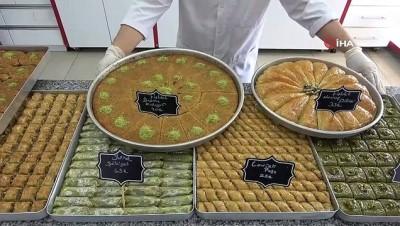 cevizli -  Uşak'ta tatlıcı esnafı Ramazan ayı satışları için umutlu