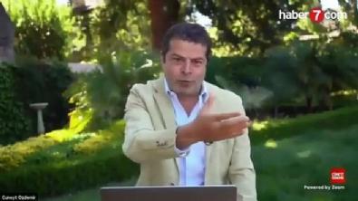 Cüneyt Özdemir, Canan Kaftancıoğlu'nu yerden yere vurdu!