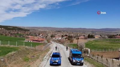 Kırıkkale'de iki köyde karantina kaldırıldı