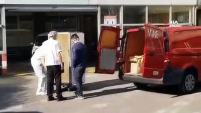goz ameliyati -  - Türk Fırıncıdan Fransız Hastanesine günlük ekmek bağışı