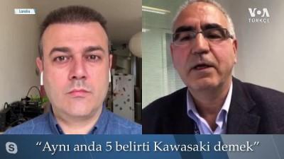 İngiltere'de Türk Doktor Çocuklarda Görülen Hastalığı Anlattı
