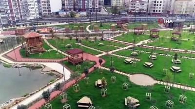 inisiyatif -  Trabzon'un deniz manzaralı Millet Bahçesi tamamlandı