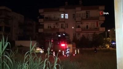 İntihar ihbarına gelen polisleri gördü, olay yerinden aracıyla kaçarak kayıplara karıştı
