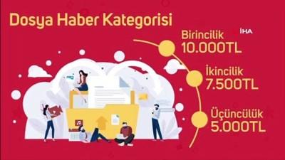 """YTB'den """"Türk Diasporası Medya Ödülleri"""" yarışması başlıyor"""