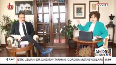 Ayşenur Arslan TRT'yi eleştirmek isterken rezil oldu!