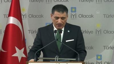 secim sistemi - İYİ Parti Genel Başkan Yardımcısı Okutan -  ANKARA