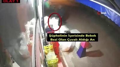 halk egitim -  Hırsızlık şüphelileri kamerada