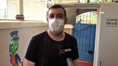 nano -  Koronaya karşı dezenfekte tüneli