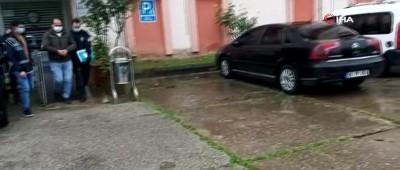 taksirle olume sebebiyet -  Yola serdiği halatla bir kişinin ölümüne sebebiyet veren çekicinin sürücüsü tutuklandı