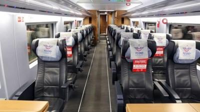 yuksek hizli tren -  Demiryollarında normalleşme süreci başladı