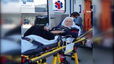 - Torunlarını ziyarete İsviçre'ye geldi, kalbinden rahatsızlandı - 76 yaşındaki Mehmet Karagülle için İsviçre'ye ambulans uçak gönderildi