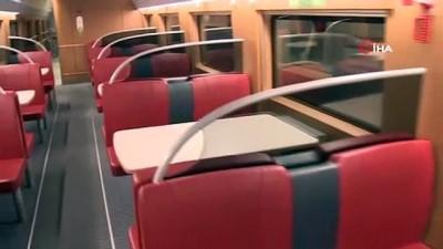 yuksek hizli tren -   YHT seferleri yarın itibariyle başlıyor