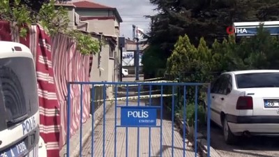 Apartman görevlisinin Korona testi pozitif çıkınca 119 kişi karantina altına alındı