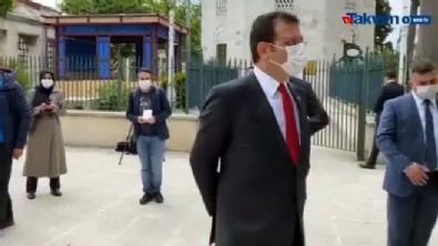 fatih sultan mehmet - İBB Başkanı Ekrem İmamoğlu'ndan Fatih Sultan Mehmet'e büyük saygısızlık!